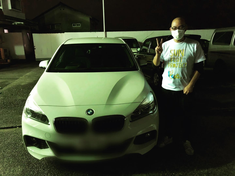 .納車させていただきましたお客様(●´ω`●)..BMW2シリーズ218iアクティブツアラーMスポーツタートルズ様(//∇//)..こちらも業販にてご成約いただきました(//∇//)..LINEで即買いw..素晴らしいレスポンスの社長です!!..いつもありがとうございます(*^◯^*)...お問い合わせ先ガレージコンプリート0287-47-5544直通(八木澤)090-2227-2320..#ガレージコンプリート#西那須野#那須塩原#車買取#オートリース#新車リース#定額リース#中古車販売#中古車#新車販売#新車#笑売#地域密着#地域貢献#ガレコング#ピンクのゴリラ#ピンゴリ#皆んなで出来たお店#車屋さん#街の車屋さん#業販大歓迎#即納 #年間300台の実績 #bmw2series #アクティブツアラー218i #タートルズ #サンフラットプロジェクト